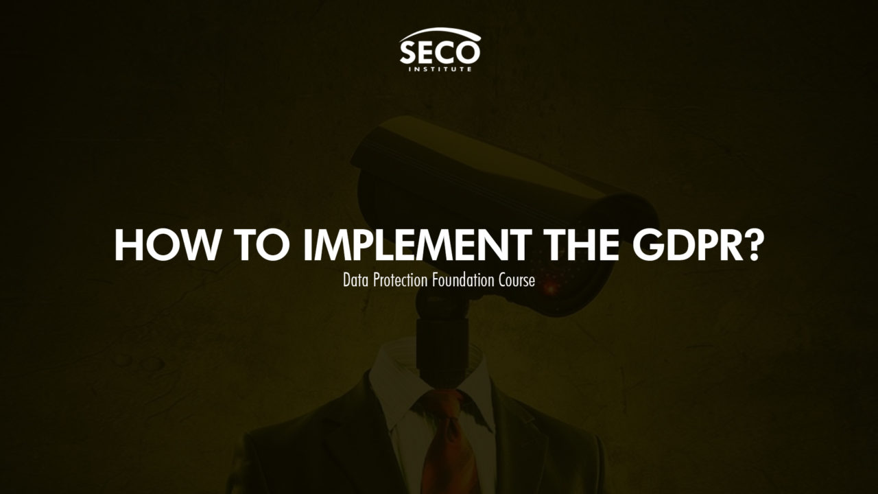 seco-how-to-implement-gdpr